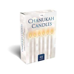 Regular Chanukah Candles