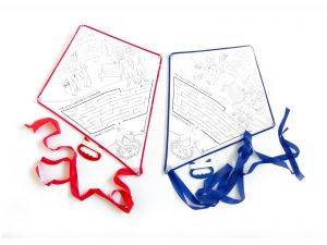 Decorate / Color Your Own Kites!