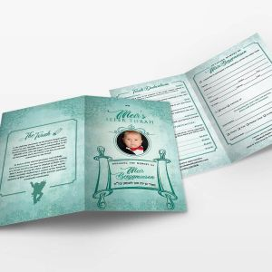 Siyum Sefer Torah Dedication Opportunities Design