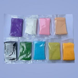 Individually Packaged Polymer Clay 9 colors