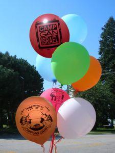 CGI Balloons