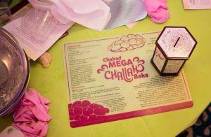 CUSTOMIZE Challah Bake Mats