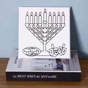 Chanukah Canvas