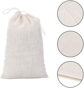 4x6 Drawstring Bag for Dreidel Game