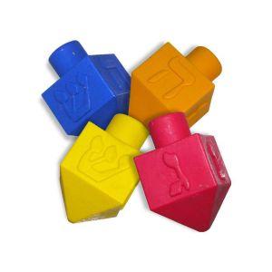 Dreidel Crayons - packs of 50