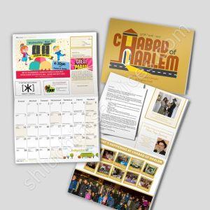 Custom Calendar Design #3