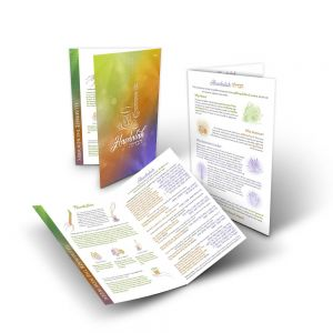 Laminated Havdalah Card & Guide - Newest Version