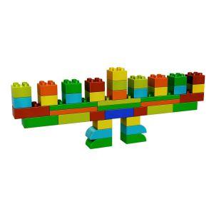 Build Your Own Lego-like  Menorah (40 pc set)