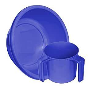 Negel Vasser - Plastic Washing Cup & Basin