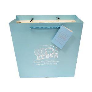 Pesach Gift Bag 12.75Wx12.5Hx6D