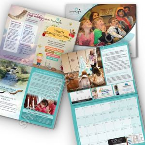 Custom Calendar Design #4