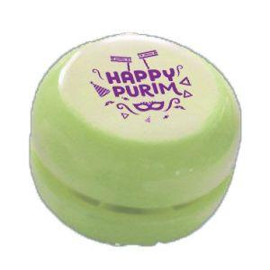 Glow in the Dark Happy Purim Yoyo
