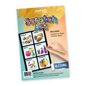 Blessings Scratch Art