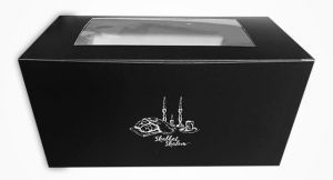 Shabbat Shalom Box Larger 10.75 x 5 x 4