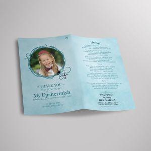Upshernish Program Guide