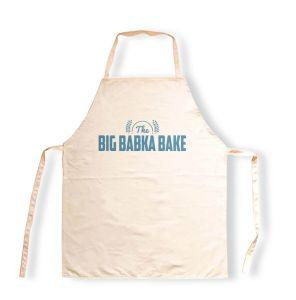 Babka Bake Apron- 100% cotton