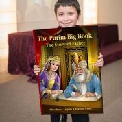 The Purim Big Book - The Story of Esther