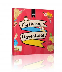 My Holiday Adventures Book (Curriculum) by Fruma Resnick