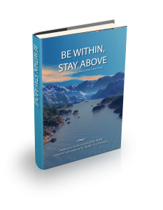 Hardcover Be Within Stay Above - Tzvi Freeman