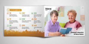 Fundraising / Information Brochure 1 Design