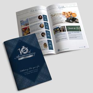 Program Guide - 10 Year Anniversary Design