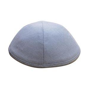 Grey Yarmulka